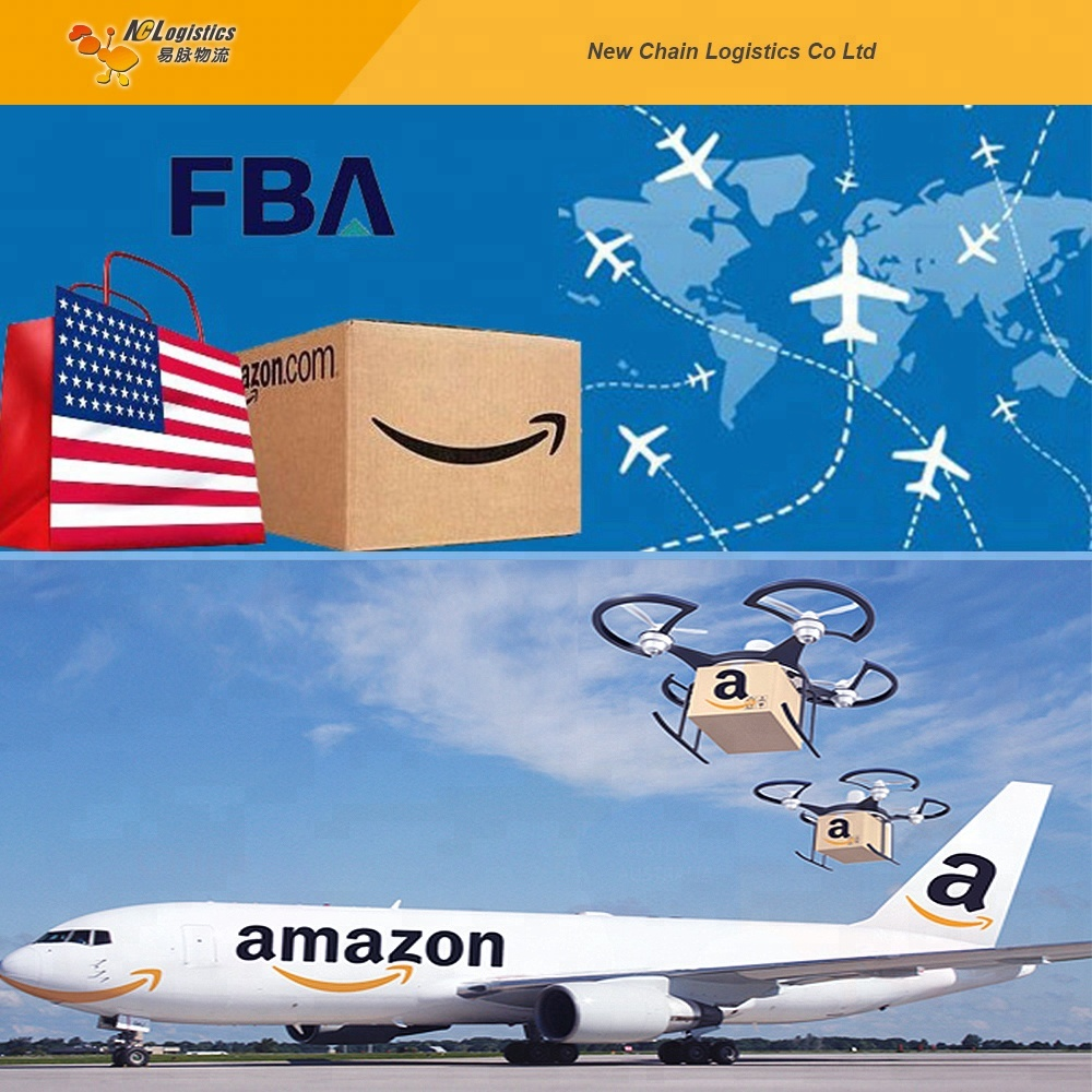 Air dropshipping usa fba amazon freight จากจีน usa amazon