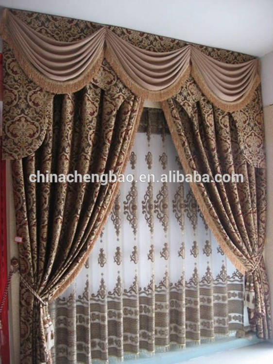 Exceptionnel Door Curtains Chinese Door Curtains : Latest Luxury European Chinese Velvet  Curtain Design With Fancy .