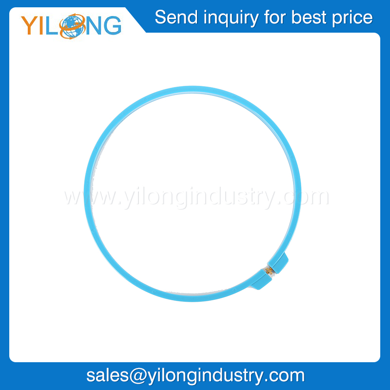 Wholesale Barudan Embroidery machine hoops frames Blue color outer Ring