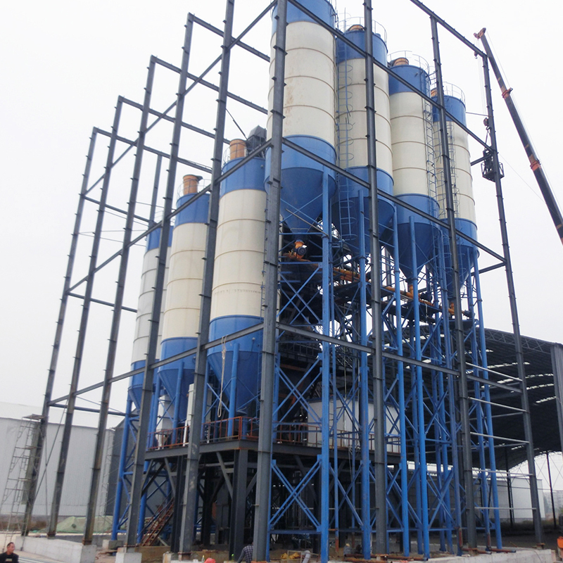 Newest Technology Dry Mortar Silo for sale