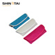 Diamond Pattern Fabric Eye Glasses Bag With Magic Tape