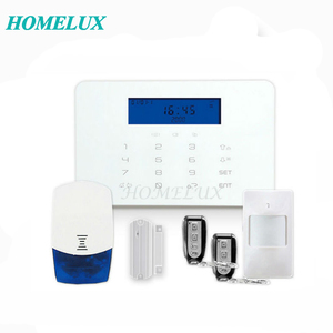 Home bulgar Alarm system,wireless zone smart personal intelligent gsm alarm system for security alarm system