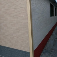 Lightweight steel metal insulation pu foam panels