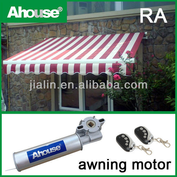 plastic awnings,retractable awnings parts