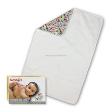 Cambiando Pad forro impermeable <span class=keywords><strong>de</strong></span> peluche <span class=keywords><strong>de</strong></span> cumpleaños-máquina lavable/Dryable
