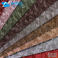Metallic Paper Cardboard/Silver Metallized Paper/High Quality Die Cut Metallic Paper