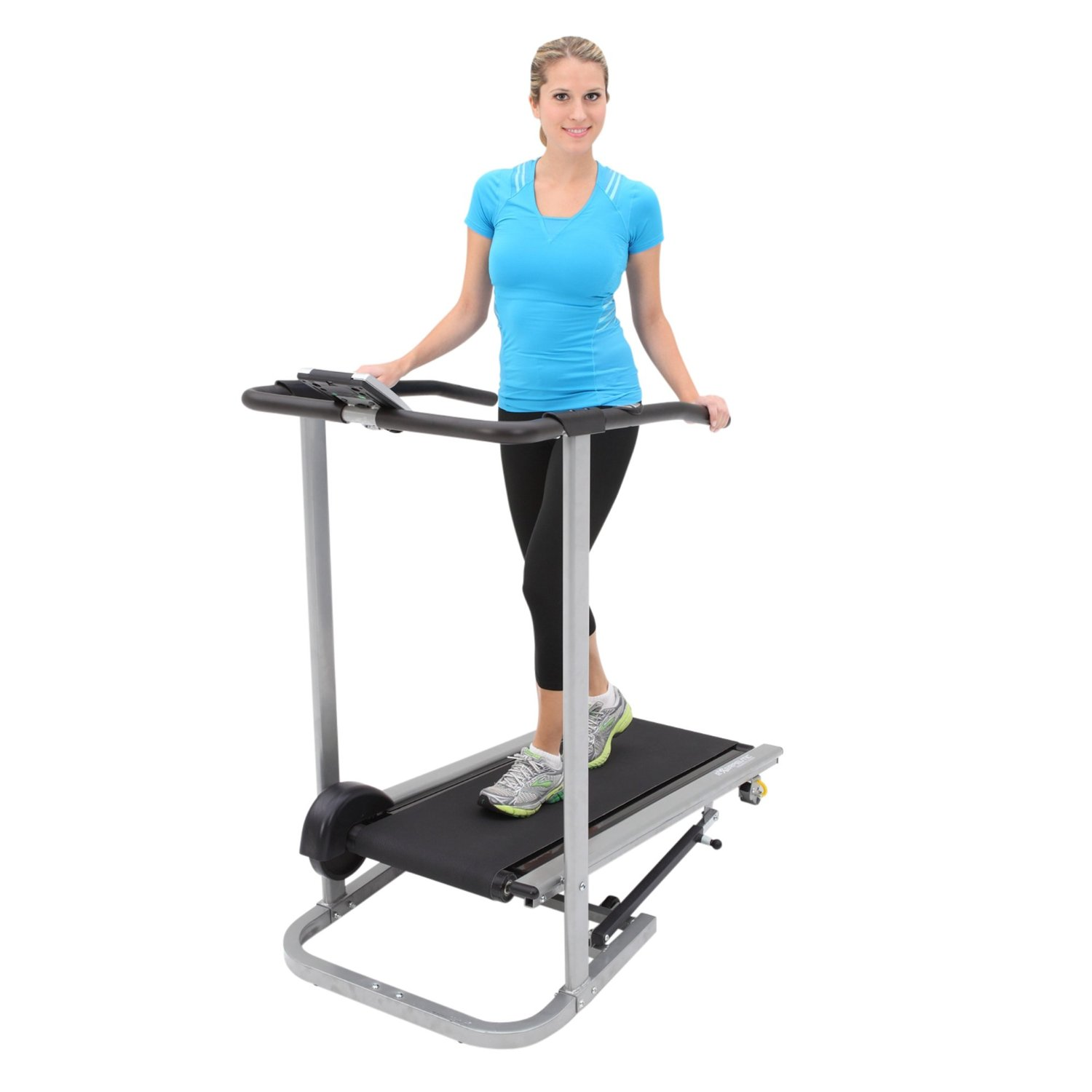 Get Quotations · Exerpeutic 250 Manual Treadmill
