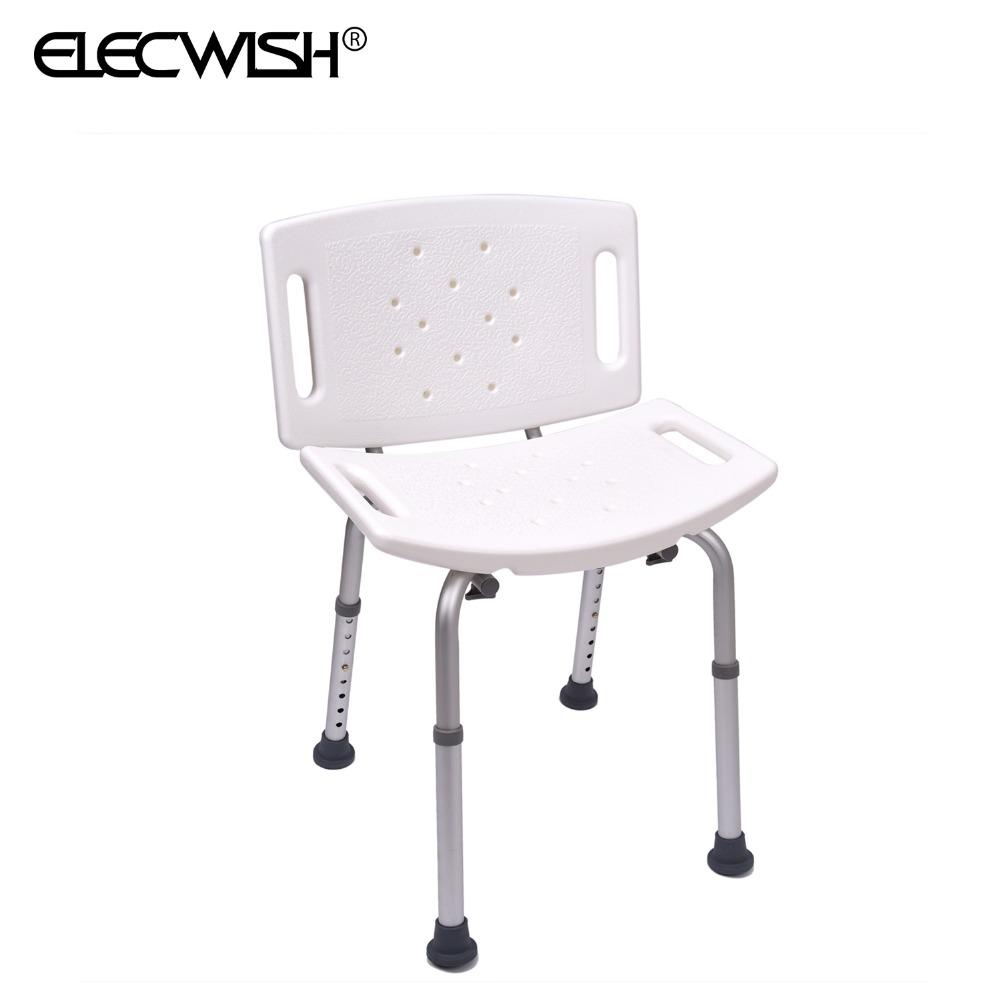 Bath Shower Portable Medical Chair Lightweight Bath Stool