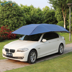 Wholesale Remote Control Automatic Sun Cover Car Roof Umbrella Shade