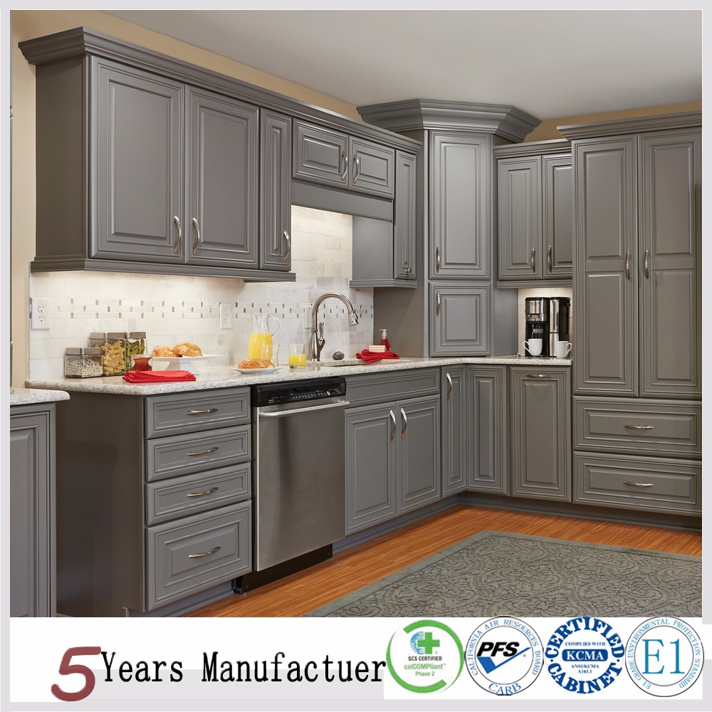 Wood Kitchen Cabinets Product: Italy Style Wooden Kitchen Cabinet Simple Designs