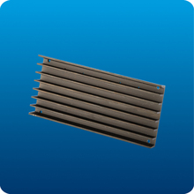 alu 6063 heatsinks extrusion profile
