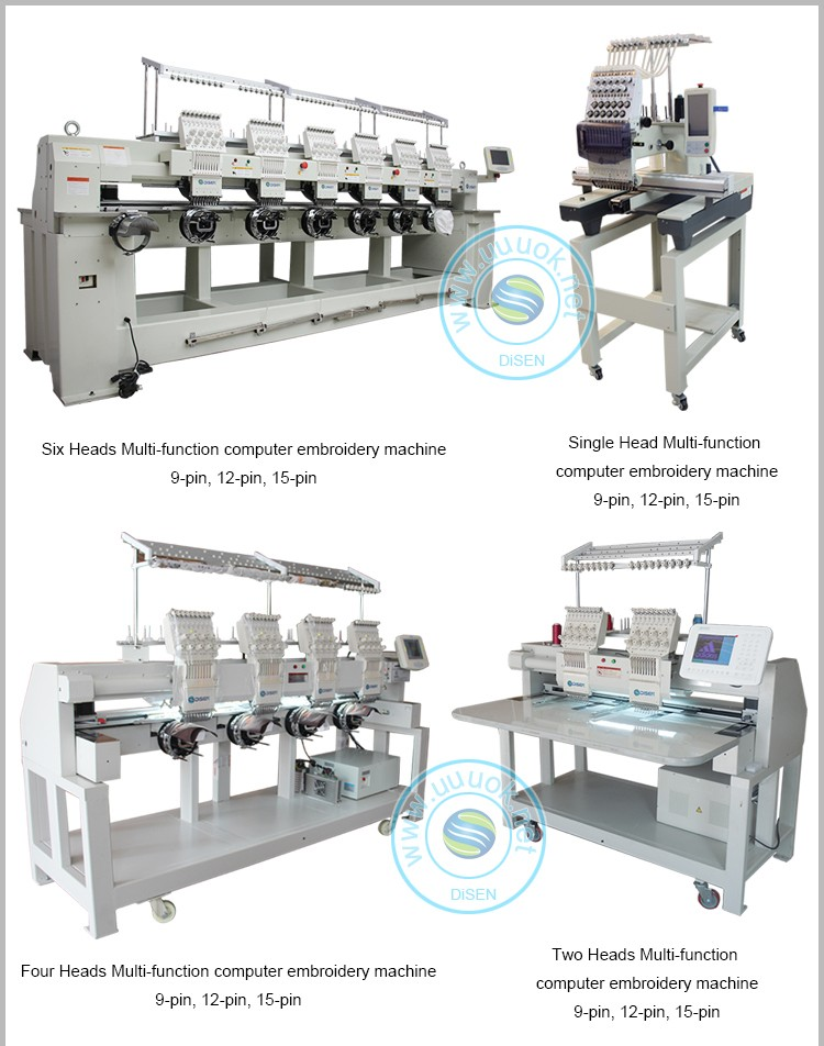 Automatic cheap high speed home chain stitch cornely cap and t-shirt cording 3d bead single head embroidery machines with prices