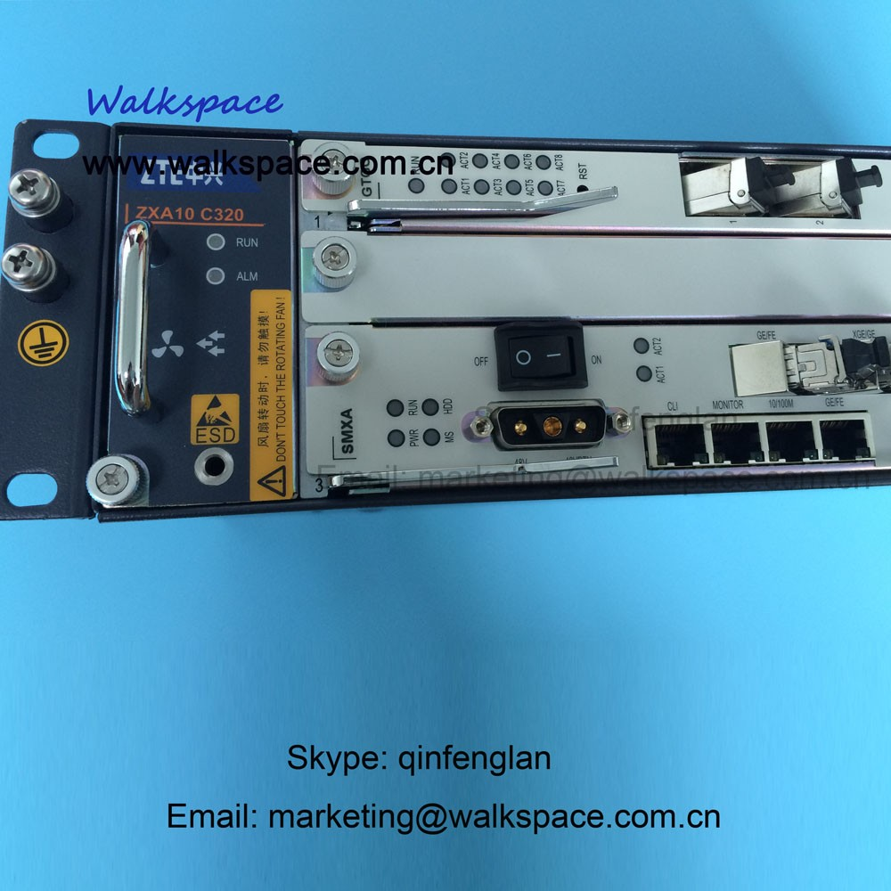 wholesale china merchandise ZTE C320 OLT gepon ZTE Provider