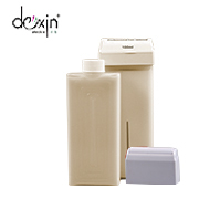 Dexin brand 100g Jasimine hair removal body cream wax in roll on wax cartridge
