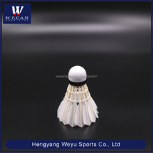 Top Quality China Badminton Training Shuttlecock For International Tournament