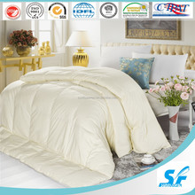 hot selling cotton duvet filling with 6D comforter, quilt, check quliting King Size