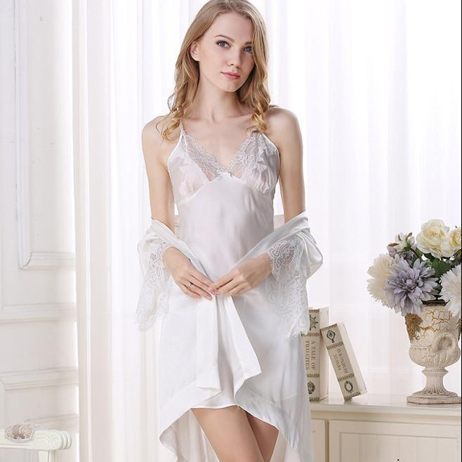 Humorous Ladies Long Short Sleeve Nightdress T Shirt Nighty Nightshirt Nightie Chemise Skillful Manufacture Sleepwear