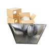 Aluminium Foil Bubble Box Liner/ Thermal Delivery Bag