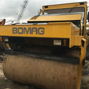 Used Cheap GERMANY BOMAG BW202AD-2 ,Bomag roader roller On hot sale