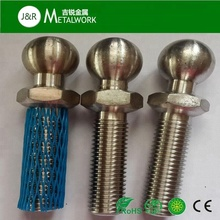 Customized ss304 stainless steel ball stud