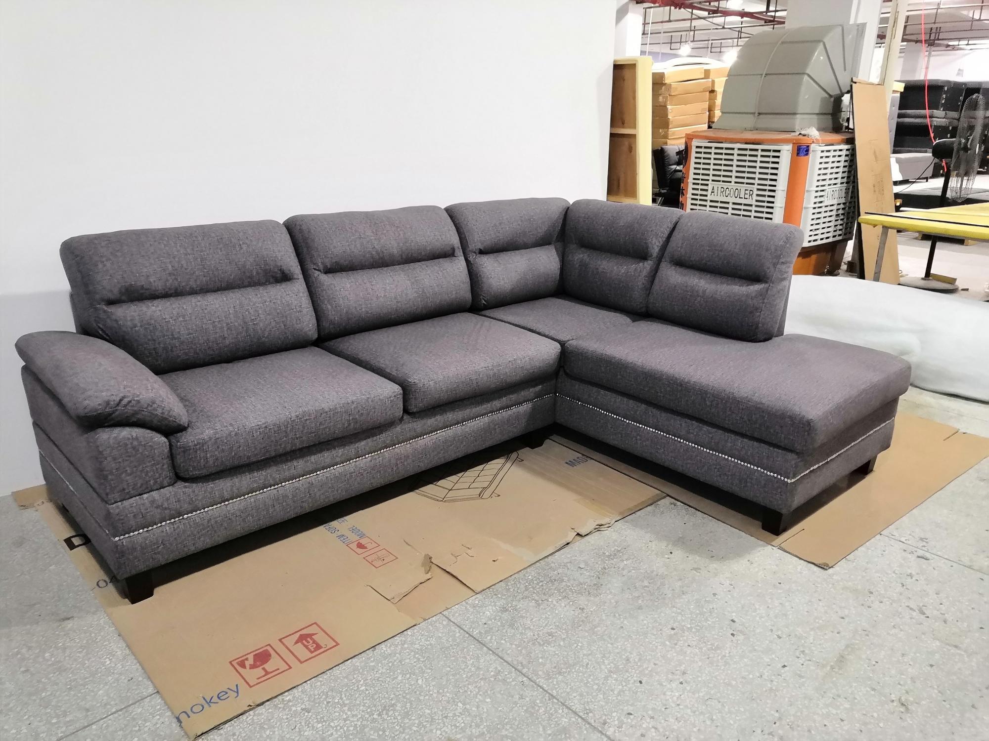 Pu Unique Large Corner Sofa Modern