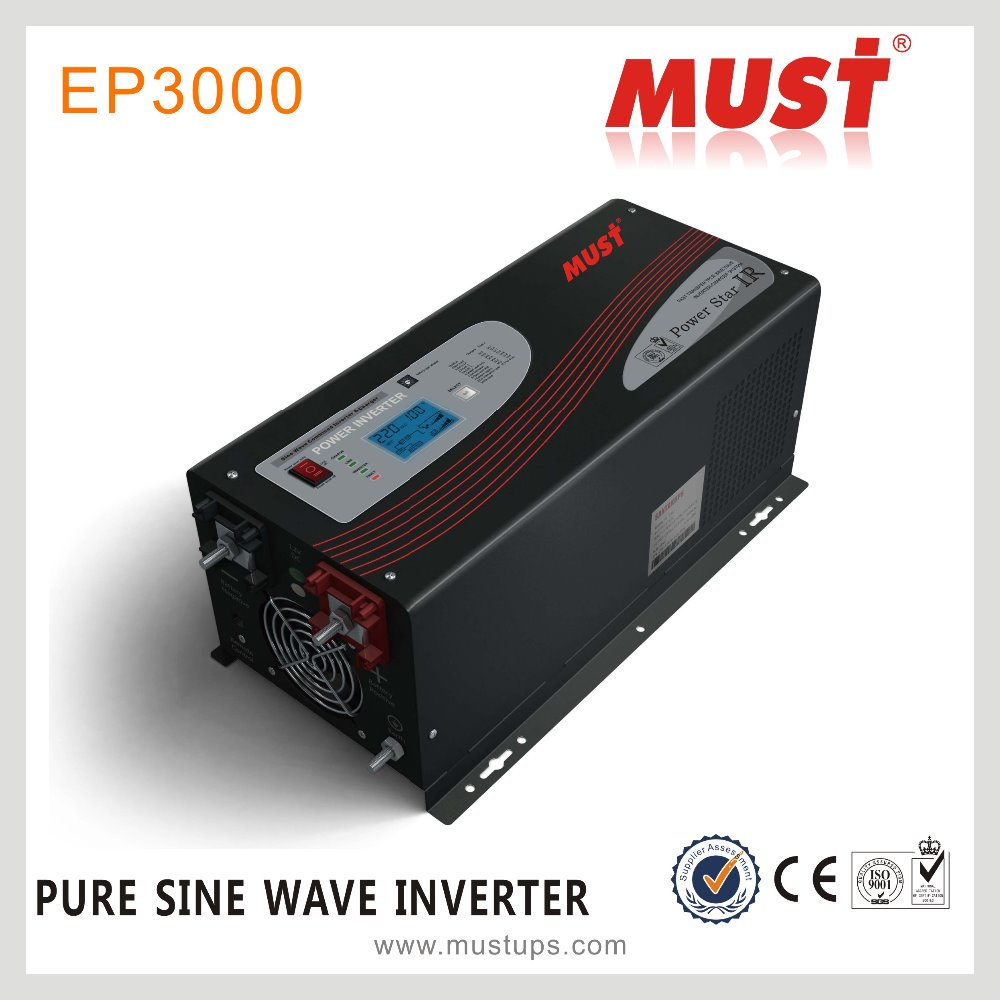 Pure Sine Wave German Inverter 24v 220v 5000w Inverter Low Price Inverter - Buy Pure Sine Wave Inverter,Pure Sine Wave German Inverter,Pure Sine Wave ...