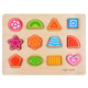 Rolimate Baby geometrical shape sorting blocks board Early Educational Development Wooden Puzzles toy for toddler .