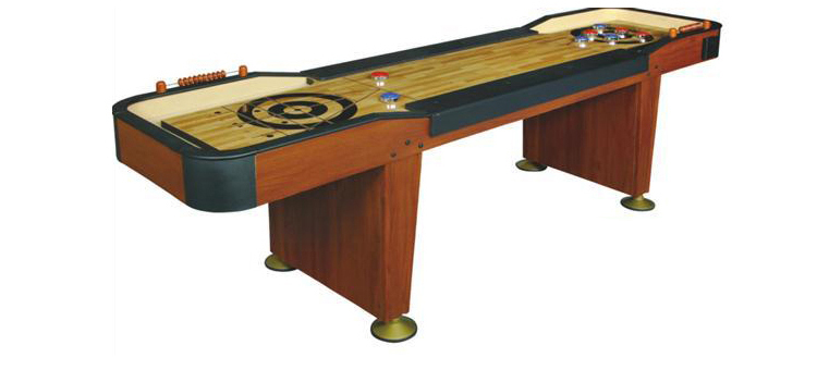 SZX 8ft 9ft Hot selling shuffle board table for sale from china supplier