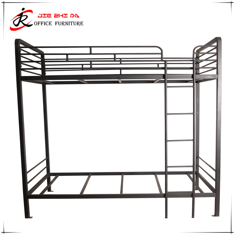 Hot sale luxury bedroom furniture double cheap kids steel bunk bed