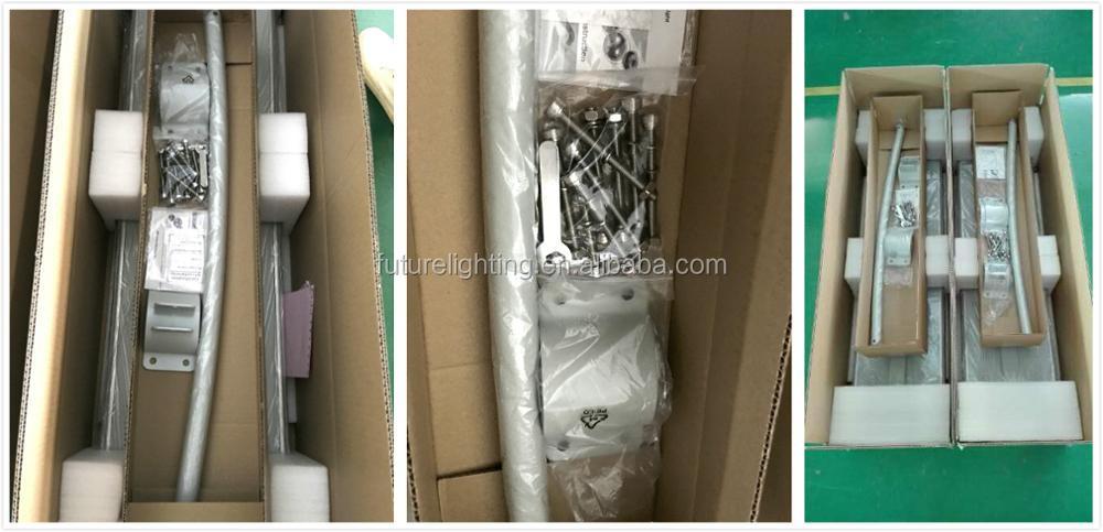 Package for solar street light