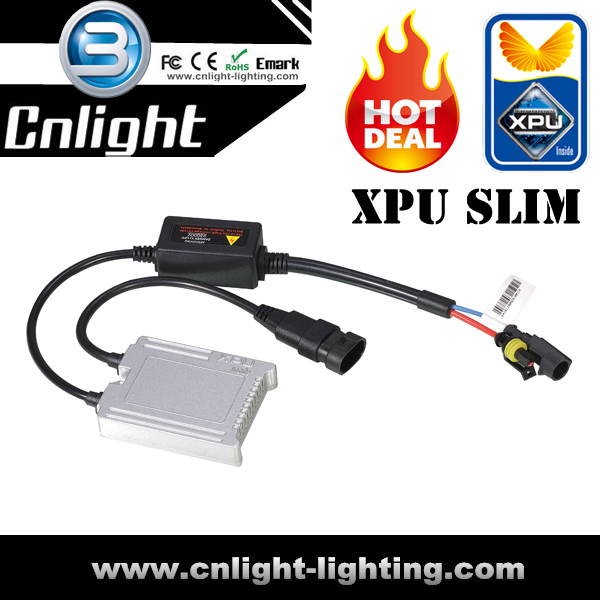 WOW! Top manufacturer CNLIGHT, top quality 12v 35w hid electronic ballast adapter