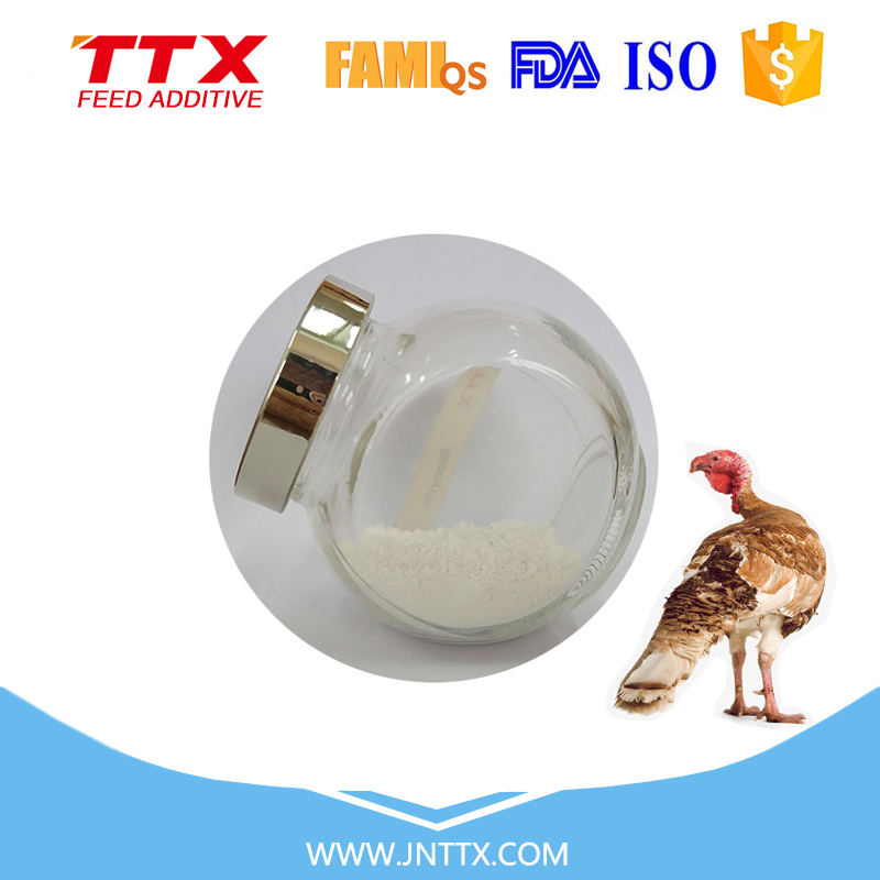 Chicken feed concentrate garlic powder