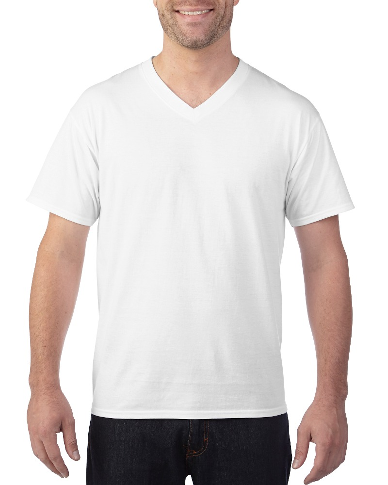 Gildan Softstyle ® V-Neck T-shirt hommes