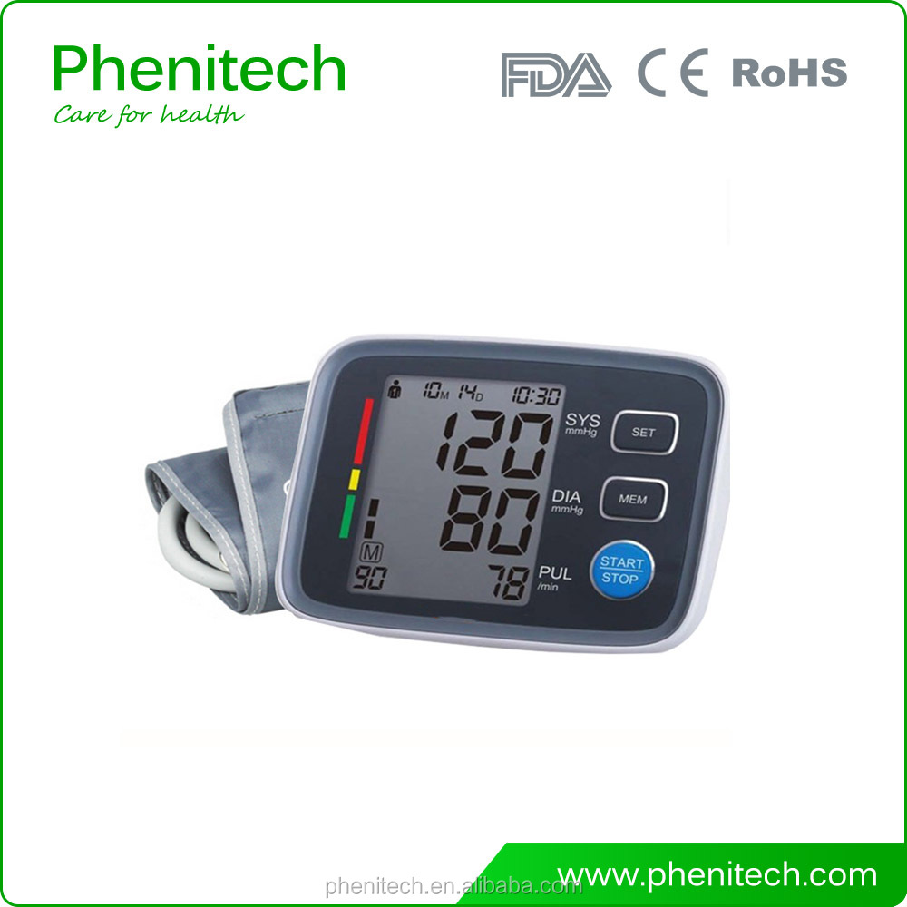 OEM support high quality bluetooth blood pressure monitor