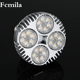 High power LED par38 light fitting 7W Mini bulb energy saving light cups par30
