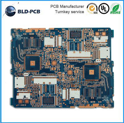 double Layer High Quality Inductor 4 layer pcb board FR4 Flexible PCB China PCB Manufacturer