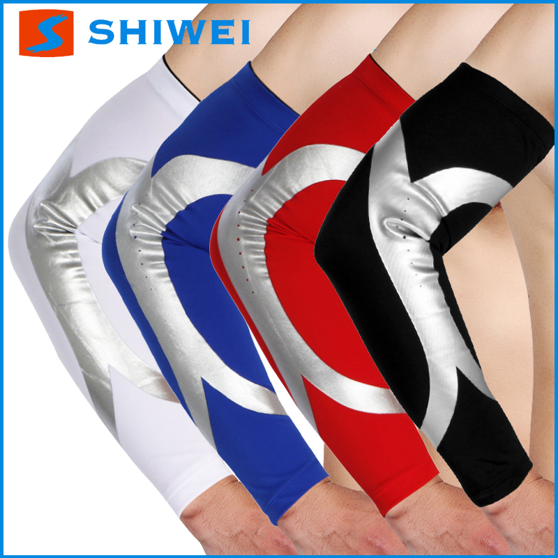 Gym arm bracers tennis elbow strap elbow protector factory
