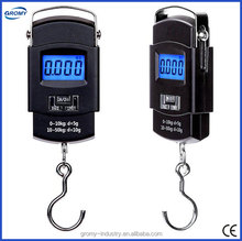 wh-a08 weiheng manual portable luggage scale 50kg
