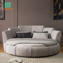 Modern Italian style luxury king size round beds with best prices