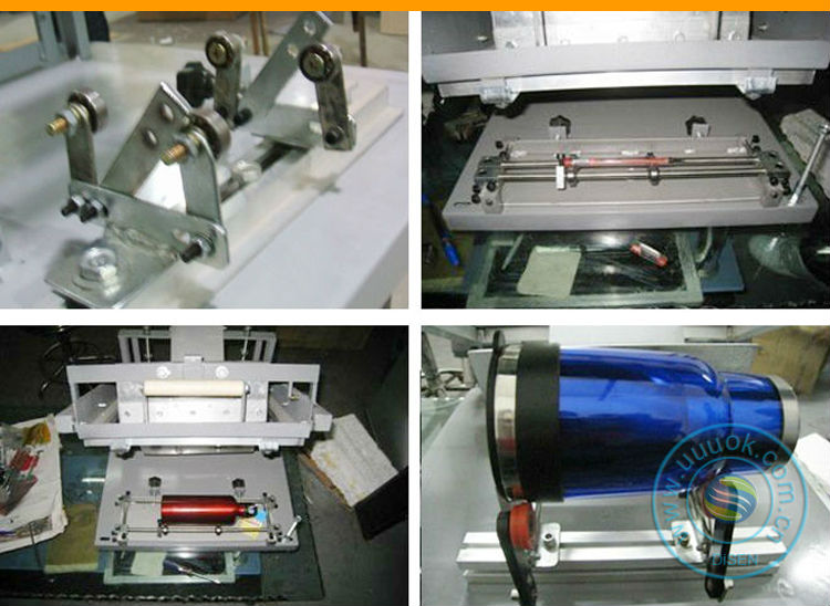 manual cylindrical screen printing machine for sale