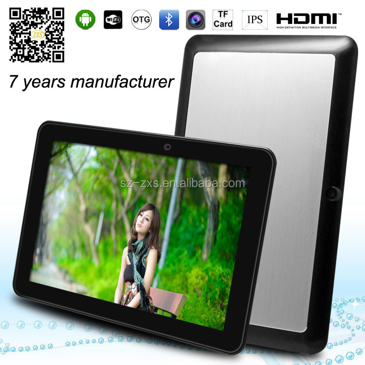 ZXS-102 Wholesale china wholesale Quad core 10 inch Android 4.4 Tablet PC with 2G RAM 32G ROM tablet MID pc