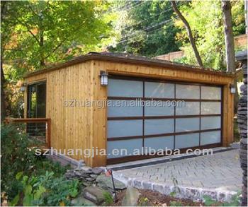 Lectrique en bois couleur cadre coupe vent en verre - Coupe vent bas de porte ...