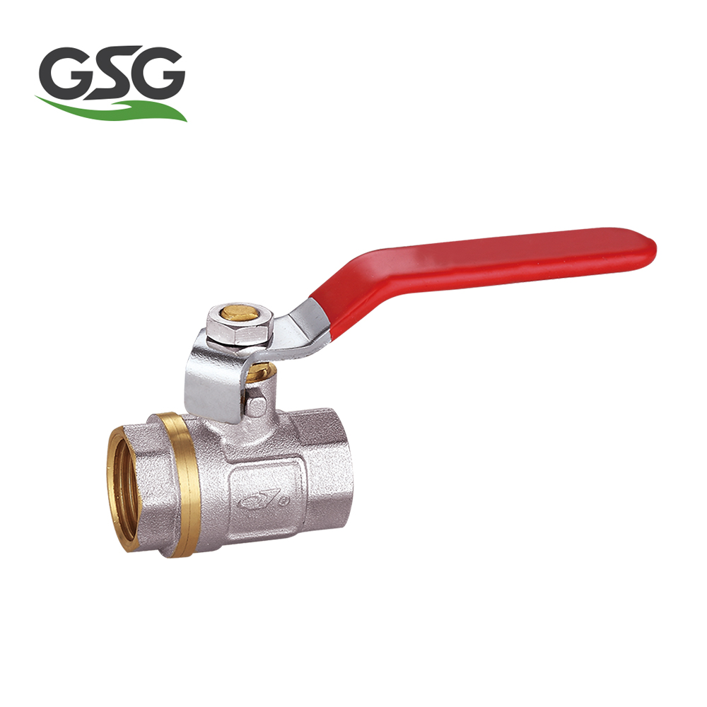 bronze threaded brass ball valve
