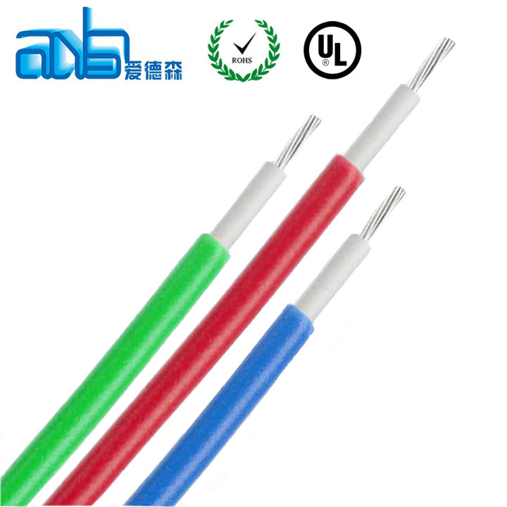Ul1672 Double Pvc Insulated High Temperature Wire Double Insulation on