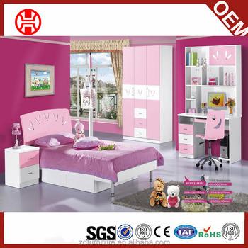 Best Selling Mdf Panel Kids Cartoons Bedroom Furniture Sets For Sale Zd8811 Buy Kids Cartoons
