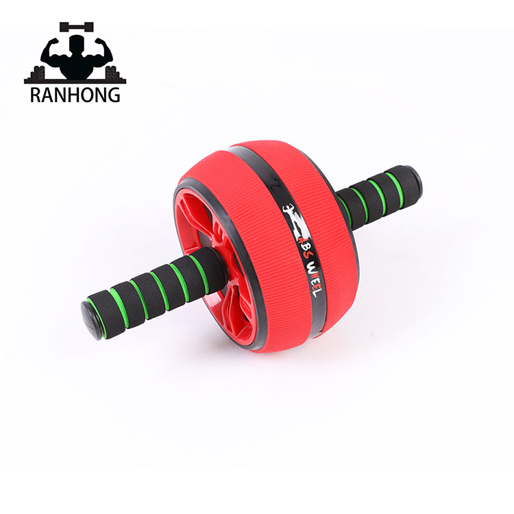 New version wholesale price gym fitness equipment ab wheel roller