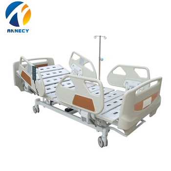 AC-EB046 5 functions Specific Use and Commercial Furniture General Use hospital bed malaysia