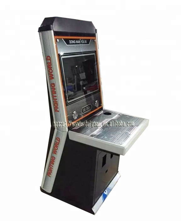 Japan Arcade Cabinet Tekken 7 Boxing Machine Empty Cabinet Game Machine In  1 Jamma With Sanwa Button - Buy Empty Cabinet Game Machine,Arcade