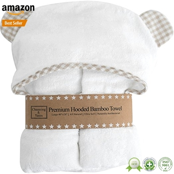 Hot sale baby bath towel with high quality