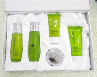 OEM/ODM COSHARE Moisturizing Olive Oil 5 Pieces Set For Face Care Nourishing Firming and Tender Skin care Products